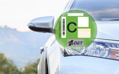 Los grandes del rent a car insisten en que Madrid 360 no elimina la obligación de exhibir físicamente las etiquetas medioambientales